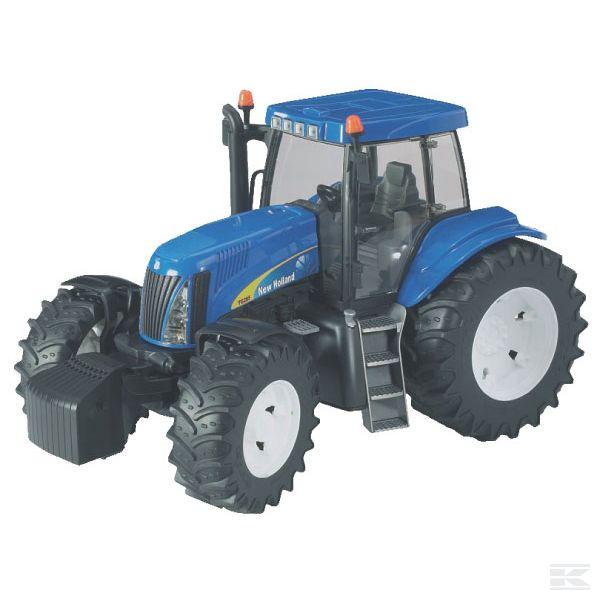 New Holland: T8040 miniatuur: