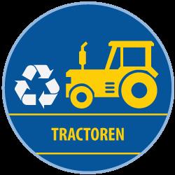 Gebruikt Tractoren WIjnker Mechanisatie
