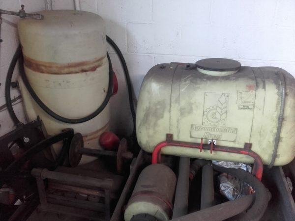 Vloeistoftanks 200 – 300 L.