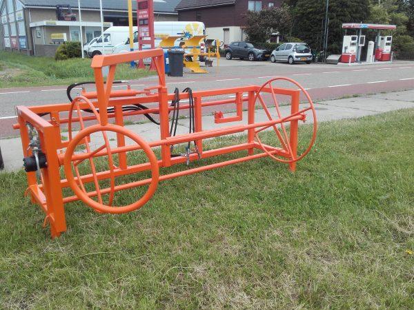 Folie-/Gaas wikkelmachine: